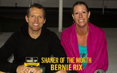 Bernie Rix – May Shaker of the Month