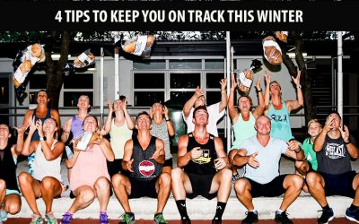 4 Tips to keep you on track this Winter