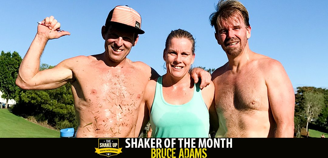 Shaker of the month – Bruce Adams