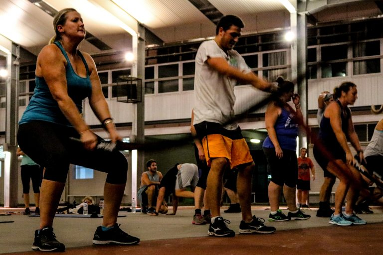Intense cardio training sessions gold coast