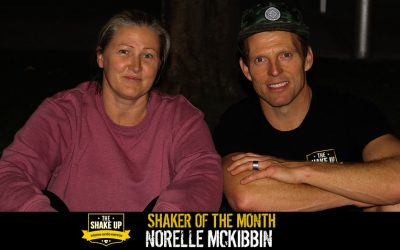 Shaker of the Month – Norelle Mckibbin