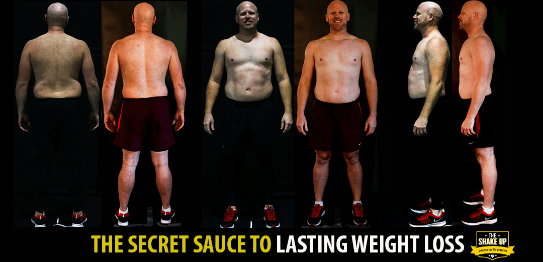 The Secret Sauce to Lasting Weight loss