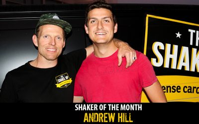 Shaker of the Month – Andrew Hill