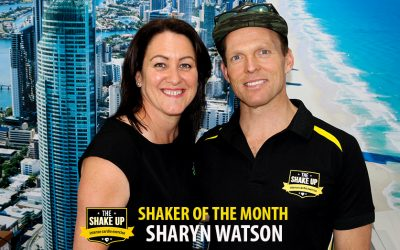 Shaker of the Month – Sharyn Watson