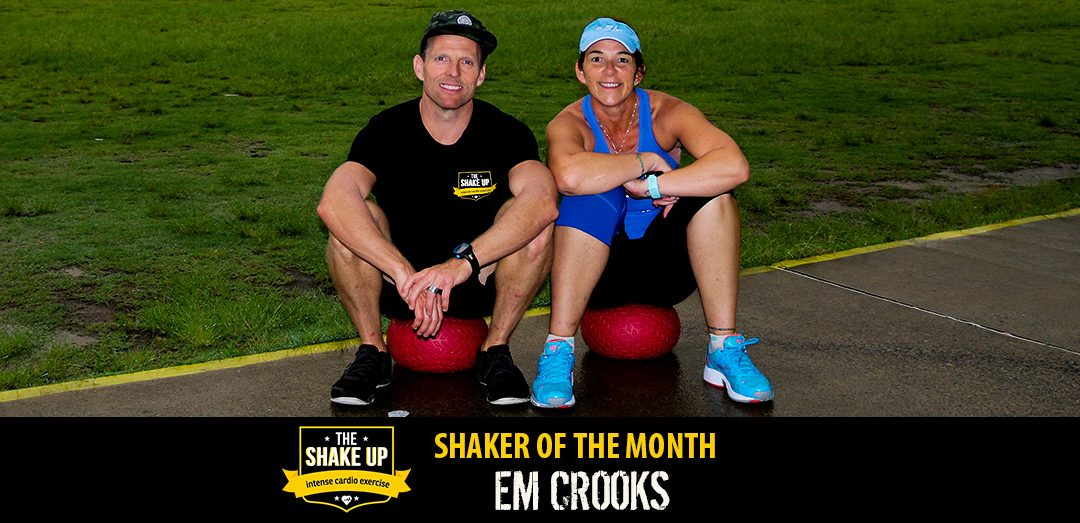 Shaker of the Month – Em Crooks