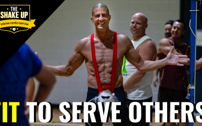 Fit To Serve Others